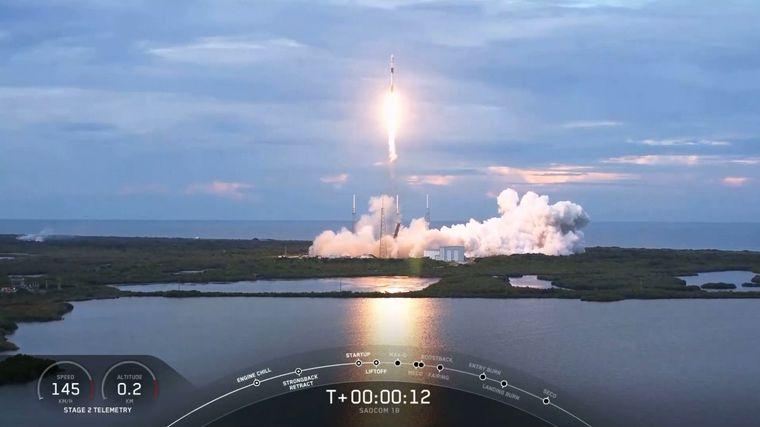 Photo of Exitoso lanzamiento del SAOCOM 1B: El satélite argentino ya está en órbita
