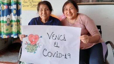 Photo of «Arrope de chañar, miel, aceite, y vapor de eucaliptus»: la fórmula de esta abuela que venció al coronavirus