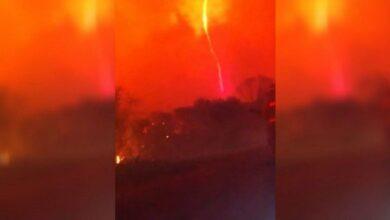 Photo of VIDEO: Captan un «tornado de fuego» en los incendios de Córdoba