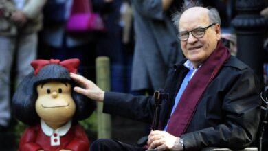 Photo of Quino, eterno en Mafalda