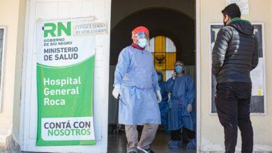 Photo of Coronavirus: 10 muertos y 290 nuevos contagios en Río Negro