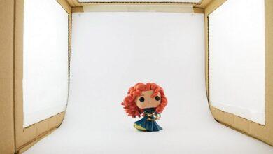 Photo of Como fotografiar productos con una caja de luz