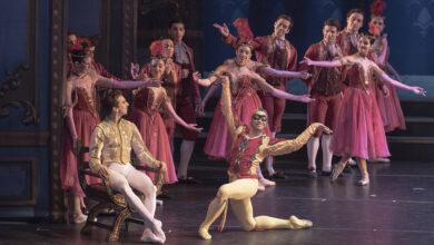 Photo of El Teatro Colón emitirá el domingo «La Cenicienta», con su Ballet Estable