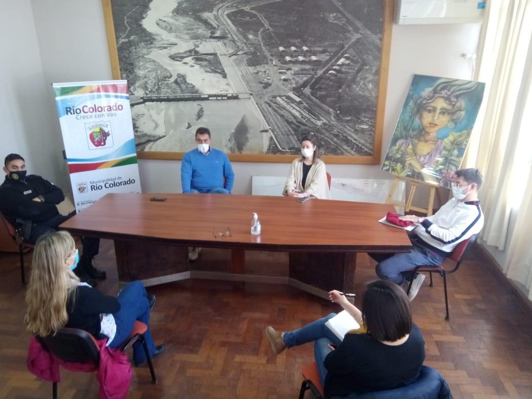 Photo of Nuevas disposiciones en Rio Colorado y La Adela