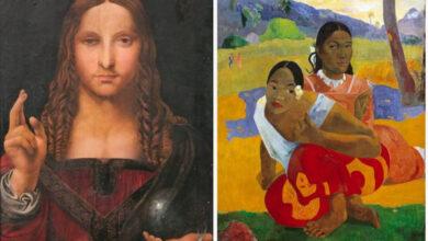 Photo of ¿Cuánto valen los cuadros mas famosos del mundo?
