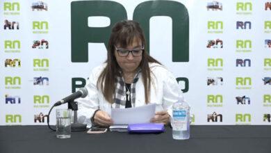 Photo of 9 muertos y 358 casos de coronavirus segun el parte oficial del Gobierno rionegrino