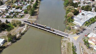 Photo of Ya está listo el puente