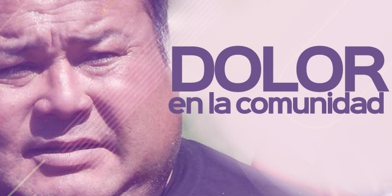 Photo of Dolor en la comunidad: Falleció Walter Cabrera