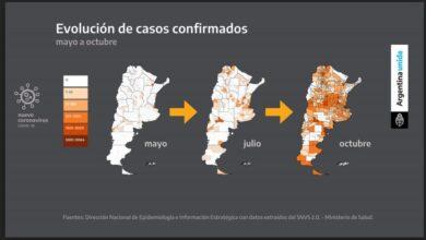 Photo of El Gobierno anunció restricciones a la circulación en departamentos de 18 provincias