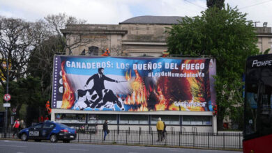 Photo of «Ganaderos: los dueños del fuego», la protesta en La Rural