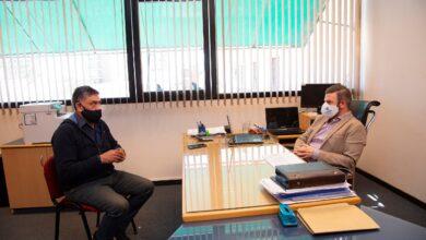 Photo of Energía Renovable en La Adela – Barrionuevo realizó gestiones en la Secretaría de Energía