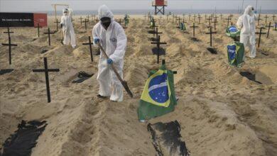 Photo of Brasil se consolida como segundo país con más muertos por la Covid-19
