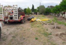 Photo of Se extiende la obra de gas en La Adela. Los detalles de la obra