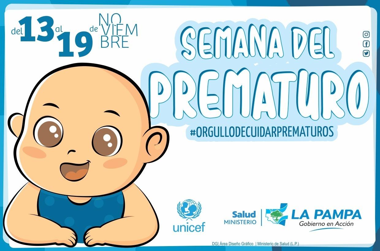 """Photo of Semana del prematuro: """"El cuidar para un buen nacer"""""""