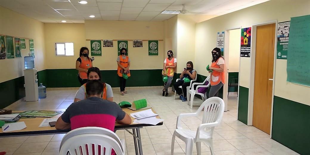 Photo of ATE municipales realiza un relevamiento del fondo de Viviendas para sus afiliados