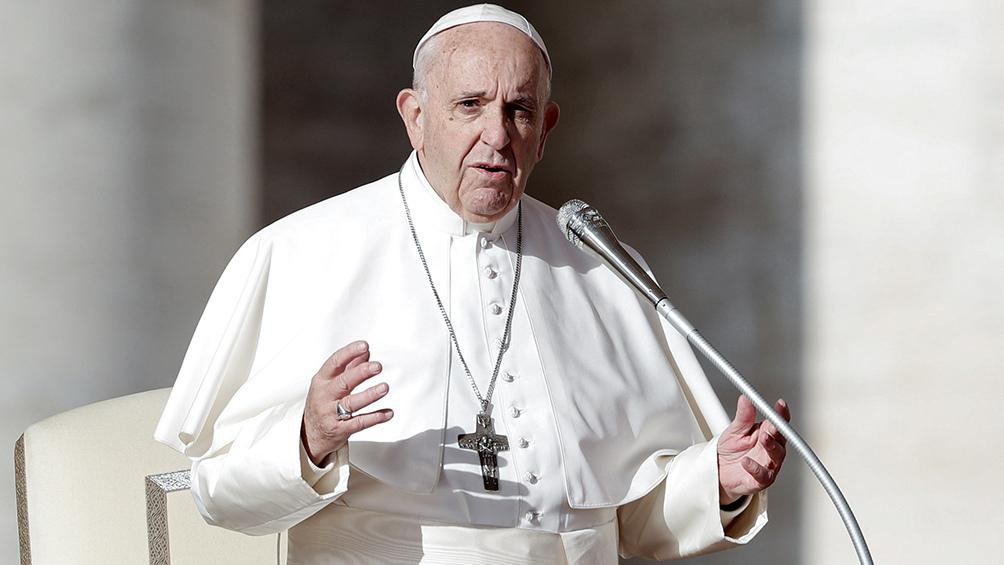 """Photo of El Papa dijo que el aborto es asunto de """"ética humana, anterior a cualquier confesión"""""""