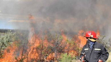 Photo of Alto riesgo de incendios rurales
