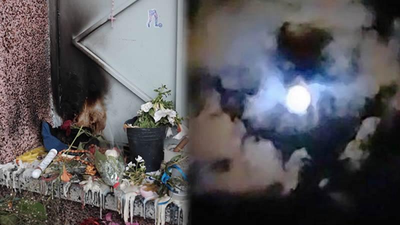 Photo of Aseguran ver a Maradona en el cielo y en un mini santuario