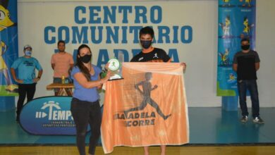 Photo of Finalizó la competencia deportiva virtual